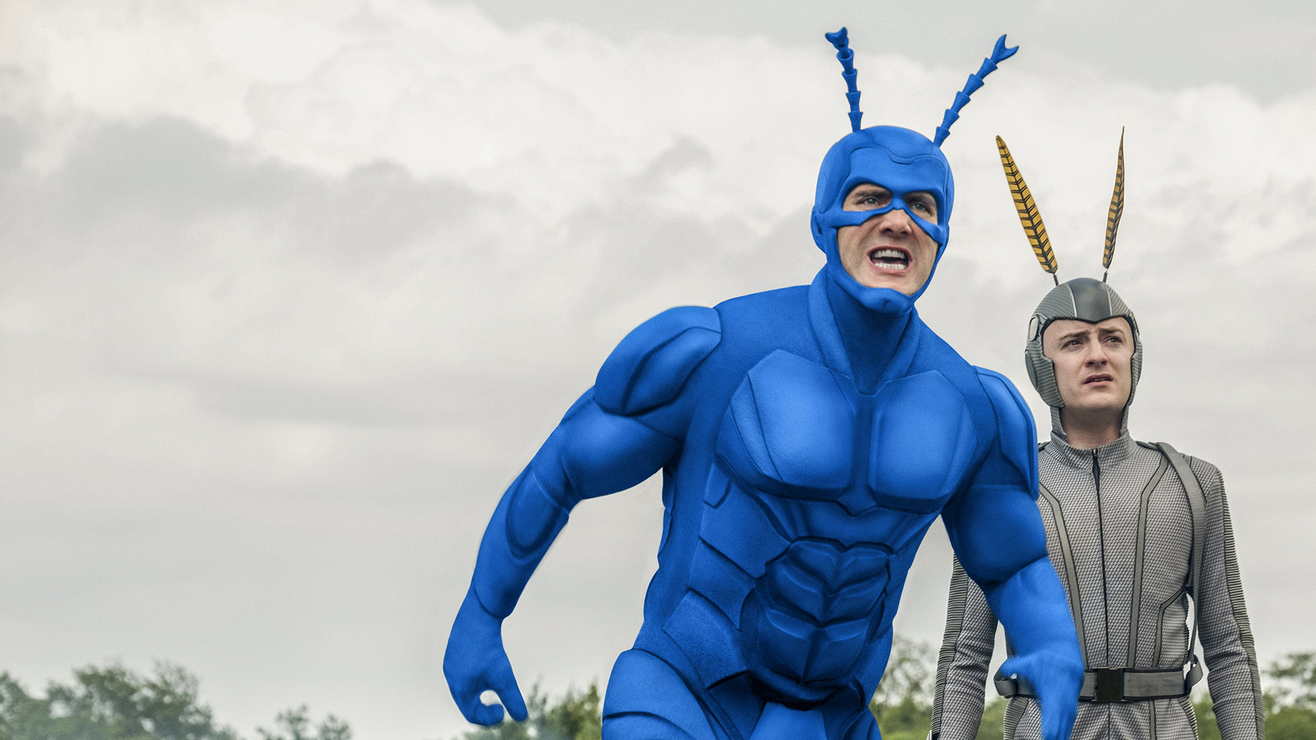 The Tick Amazon Prime Video