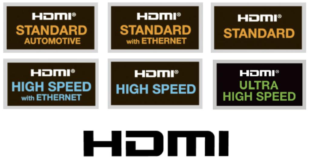 HDMIカテゴリ