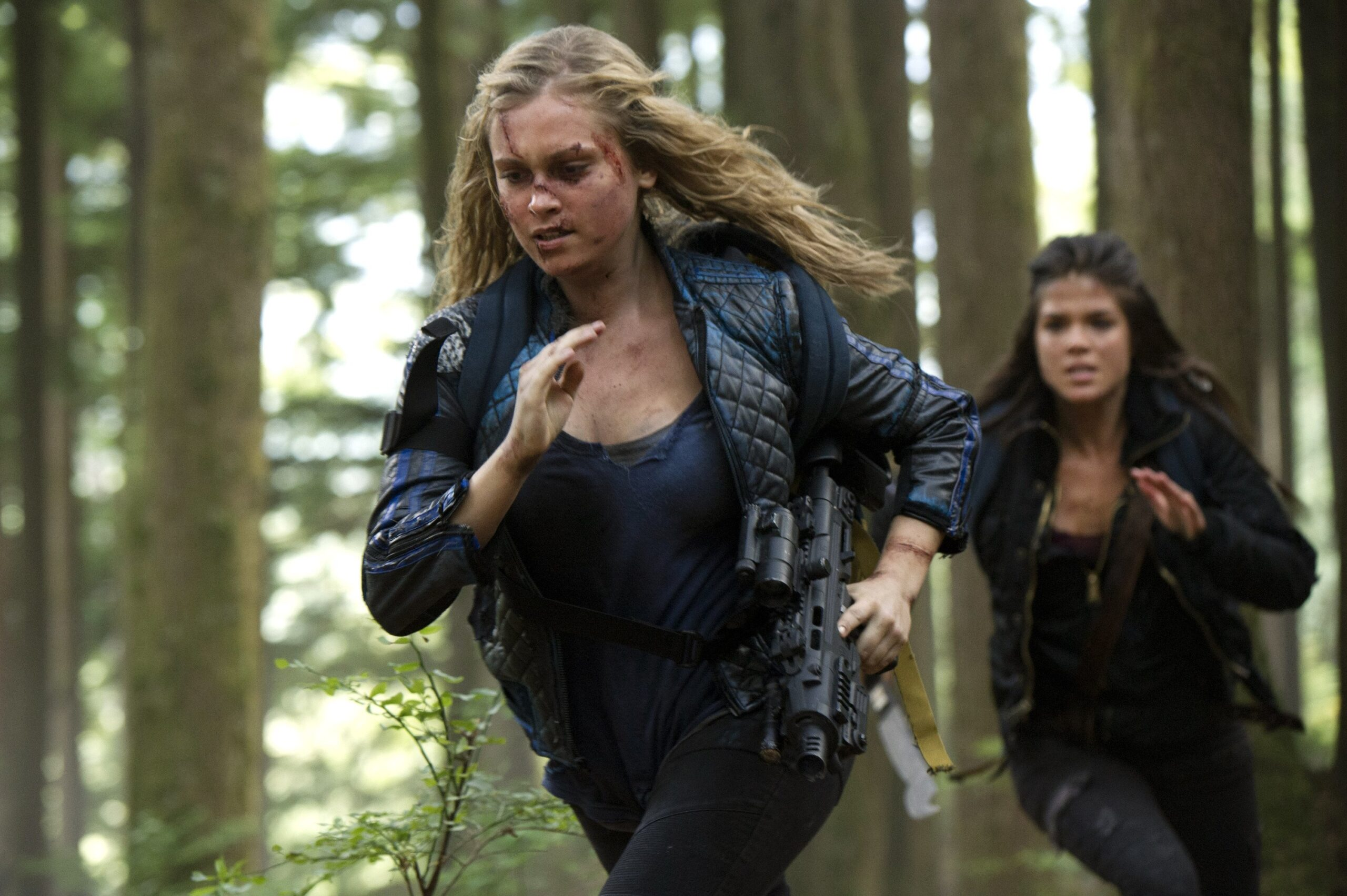 the100 girls