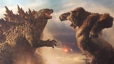 映画『ゴジラvsコング』が2021年に公開!前作の最後の予兆通りに