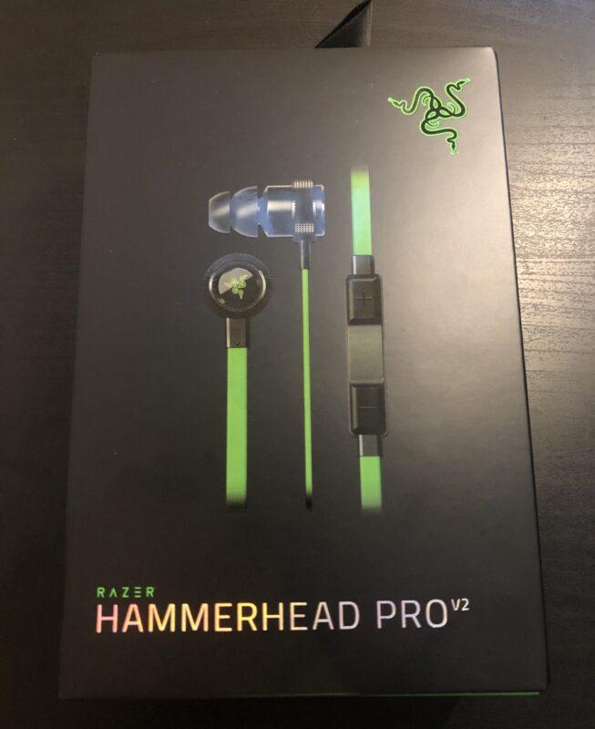 Hammerhead pro v2 package